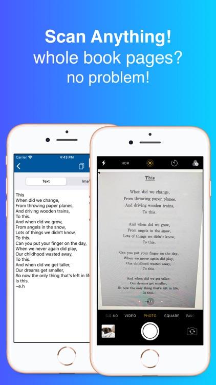 My Text Scanner : OCR Lens screenshot-5