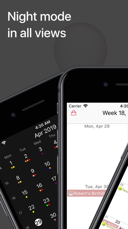 WeekCalendar screenshot-6