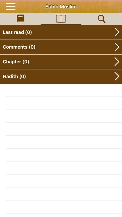 Sahih Muslim Indonesian Arabic screenshot-3