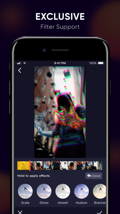 Screenshot for Magi+: Magic Video Editor in Lebanon App Store
