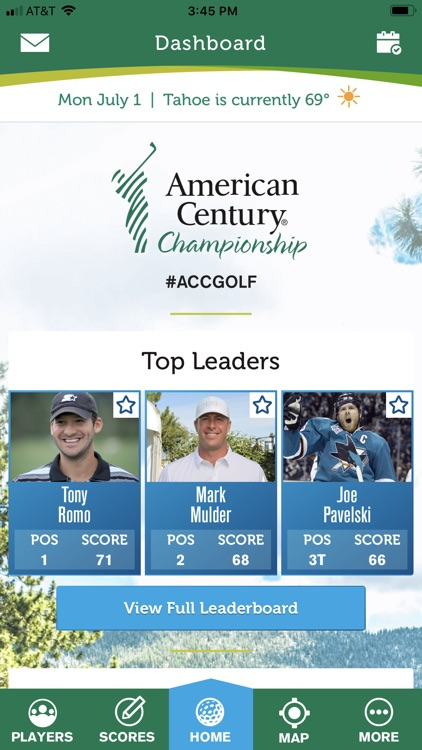 American Century Championship