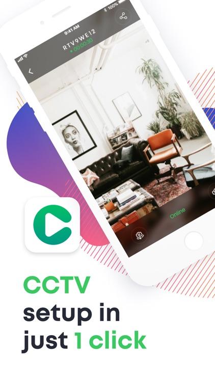 Cam&Cam - CCTV & baby monitor