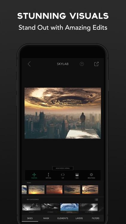 SkyLab Photo Editor screenshot-5