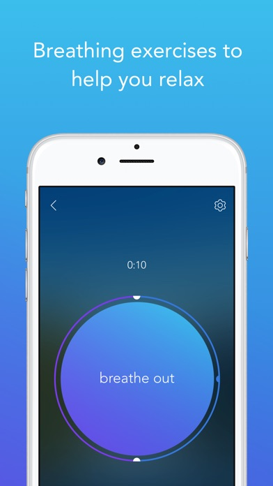 Screenshot for Calm in New Zealand App Store