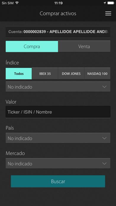 Inversis screenshot three