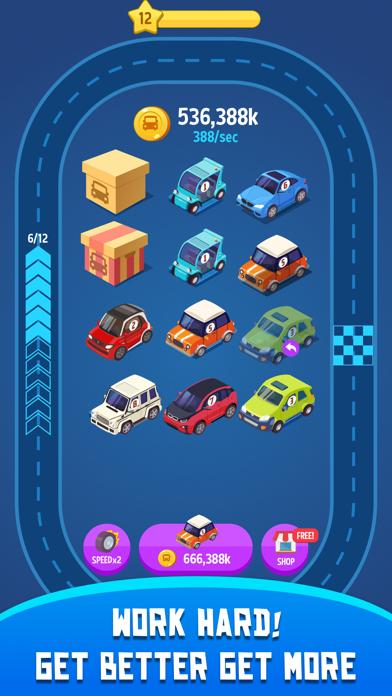 Better Car - Merge & Idle Game screenshot 2