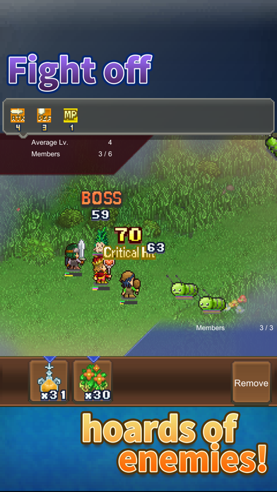 Kingdom Adventurers screenshot 3