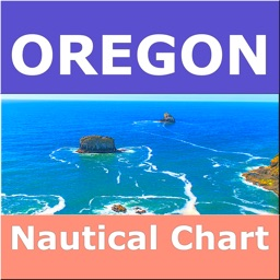 Oregon – Marine Map Boating