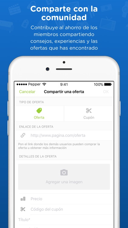 PromoDescuentos: ofertas screenshot-4