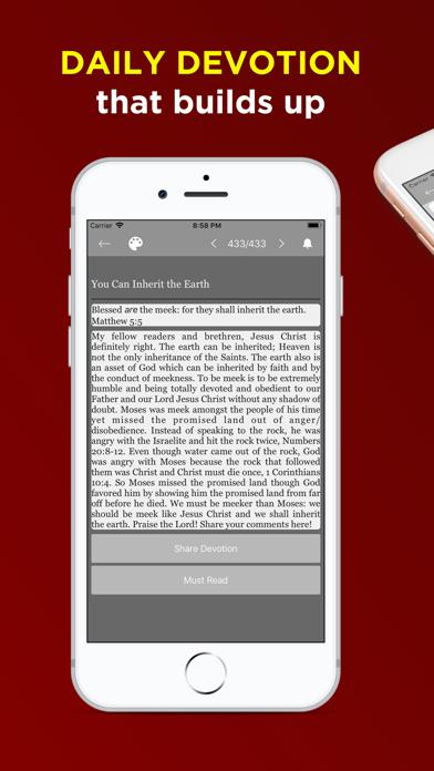 KJV Bible Offline - Audio KJVのおすすめ画像5