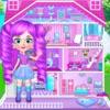 布置房间 屋女生小游戏 - 女生小游戏 漂亮的娃娃