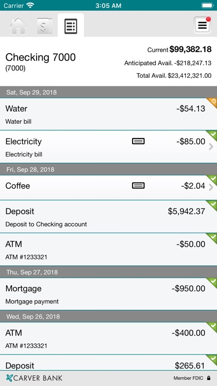 Carver Bank Business Banking screenshot-4