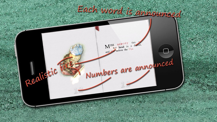 Story of Miss Moppet LITE screenshot-3