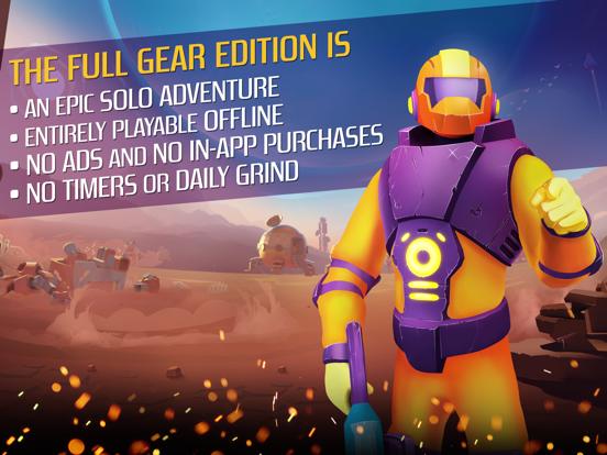 Space Pioneer: Full Gear screenshot 9