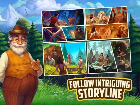 iPad Image of Klondike Adventures