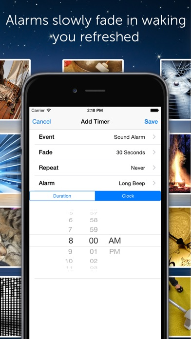 Screenshot for White Noise in Czech Republic App Store