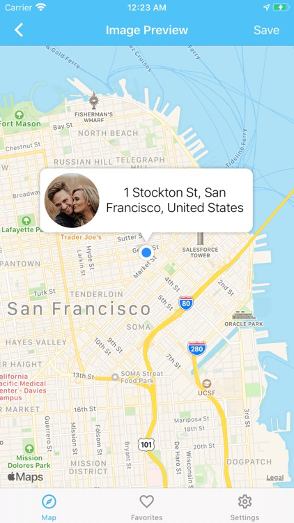 Photo GPS Location screenshot-3