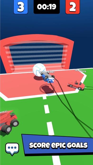 Hyperball Legends screenshot 1