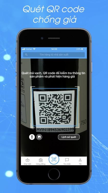 Barcode Việt - Chợ Việt screenshot-4