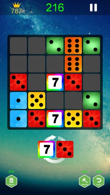 Domino Merge - Block Puzzle screenshot-0