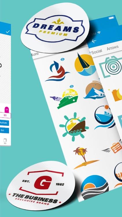 SALT Logo Maker & Logo Design screenshot-3