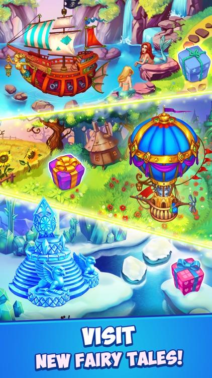 Fancy Blast - Match 3 Puzzles screenshot-5
