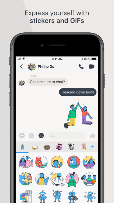 Workplace Chat by Facebook-4