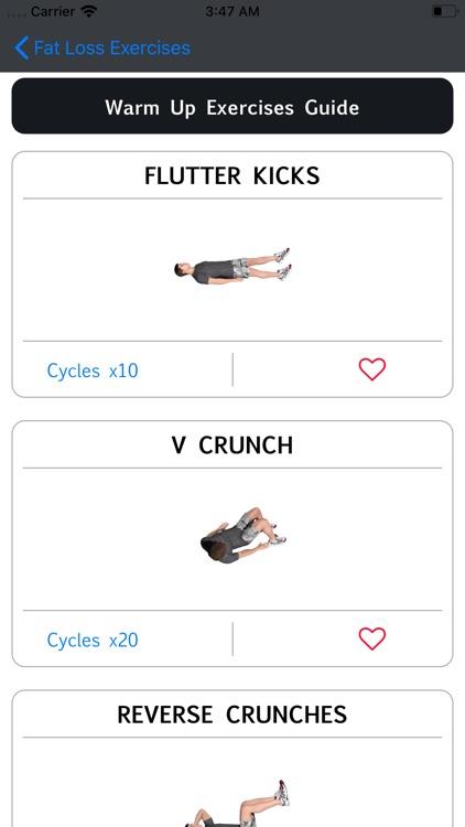 Lose Belly Fat in 26 Days screenshot-3