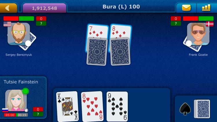 Online Bura LiveGames screenshot-4