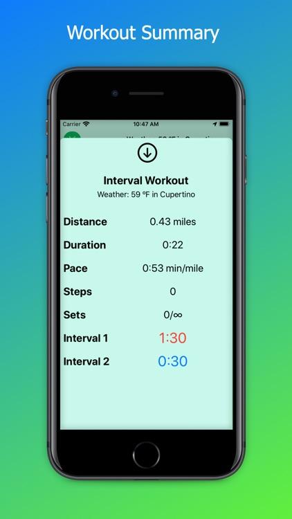 FITimer - Interval Timer screenshot-4