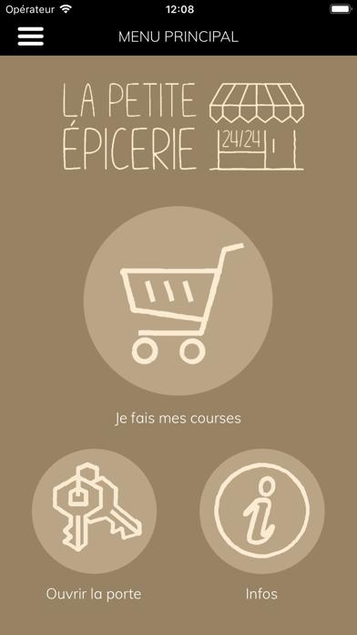 La Petite Epicerie screenshot two