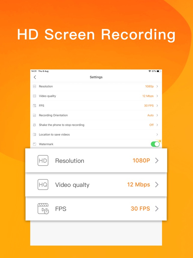 DU Recorder - Screen Recorder on the App Store