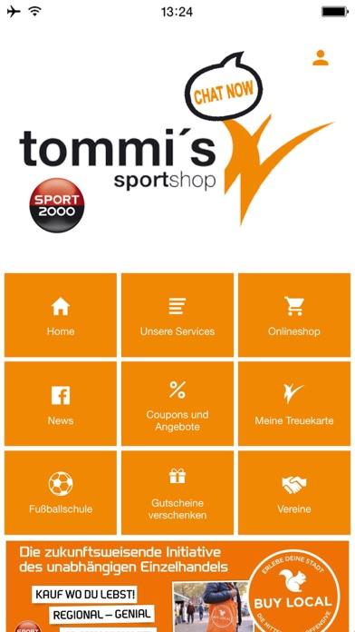 tommi´s sportshopScreenshot von 1