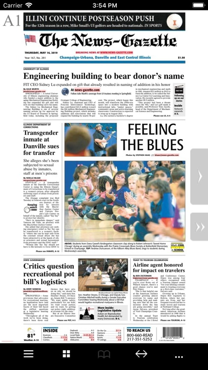 News-Gazette eEdition
