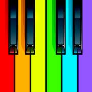 Piano Coloring: music art game