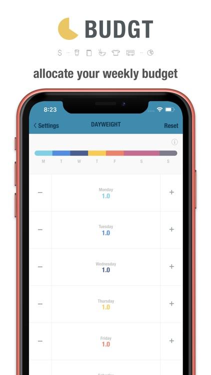 BUDGT - Daily Finance screenshot-6
