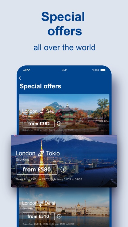 Aeroflot – air tickets online screenshot-5