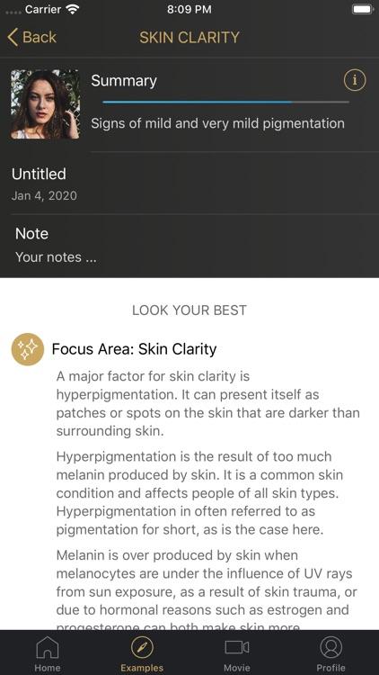 SelfE Face Analysis screenshot-6