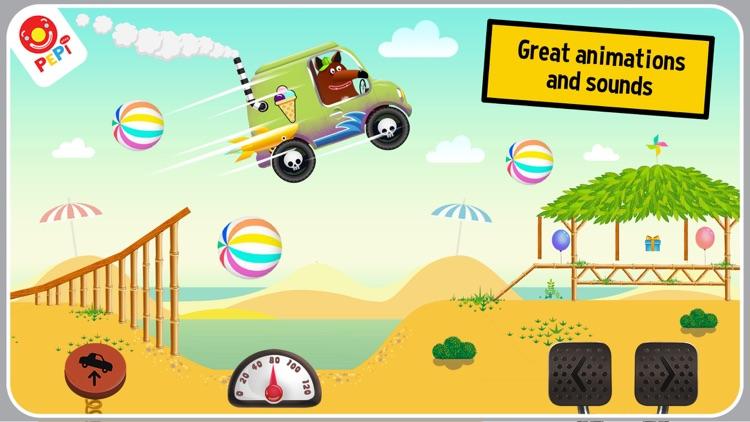 Pepi Ride screenshot-3