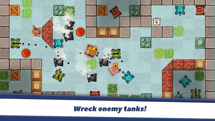 Awesome Tanks screenshot-4