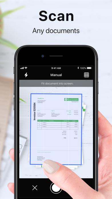 ScanGuru: PDF Document Scanner Screenshot
