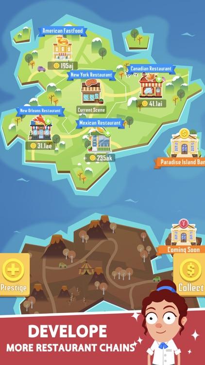Idle Cook: CookingGames screenshot-3