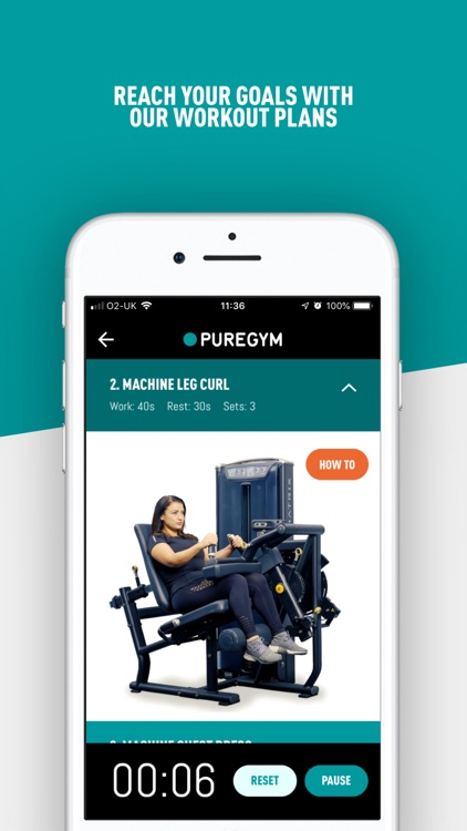 PureGym screenshot-2