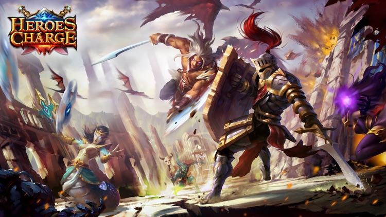 Heroes Charge screenshot-0