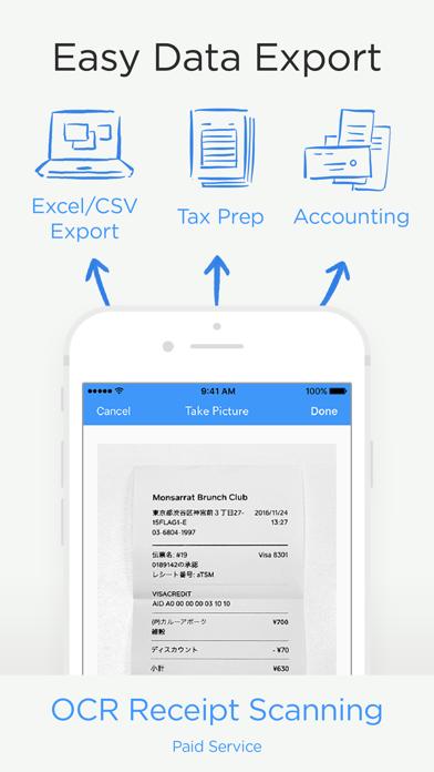 Moneytree - Finance Made Easy Screenshot on iOS