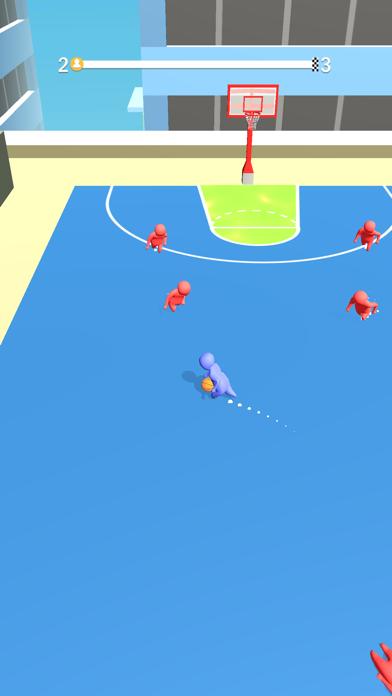 Basket Dunk 3D screenshot 3