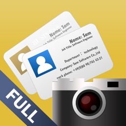 Business Card Scanner-Sam Full