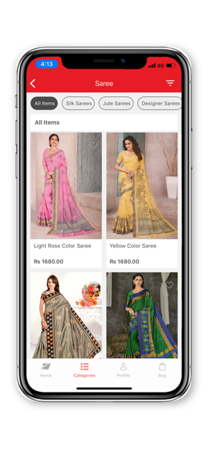 Kalyan Silks On The App Store