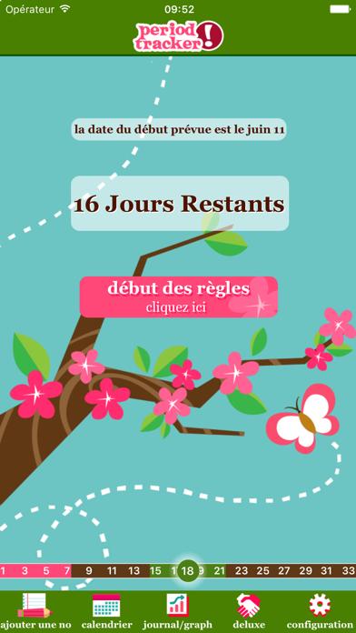 download Calendrier Feminin Lite apps 4
