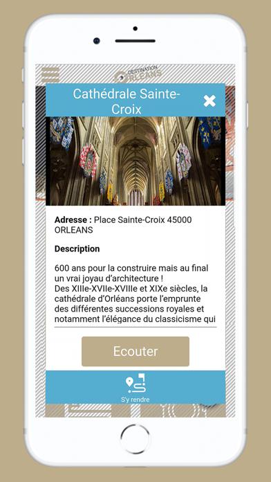 Destination Orléans screenshot two